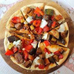 Pizza Ratatouille